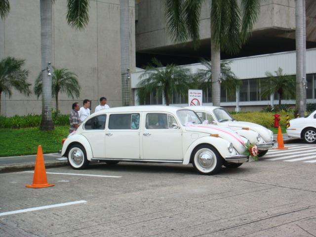 vw beetle limo
